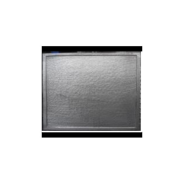Plaque fonte Rectangle 60 x 50 cm