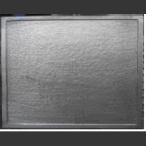 Plaque fonte Rectangle 80 x 50 cm