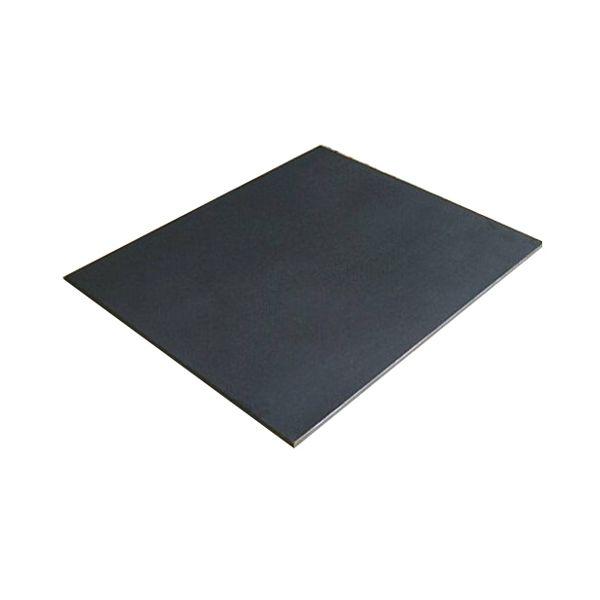 Plaque en fonte lisse 40 x 40 cm for Nettoyer plaque en fonte