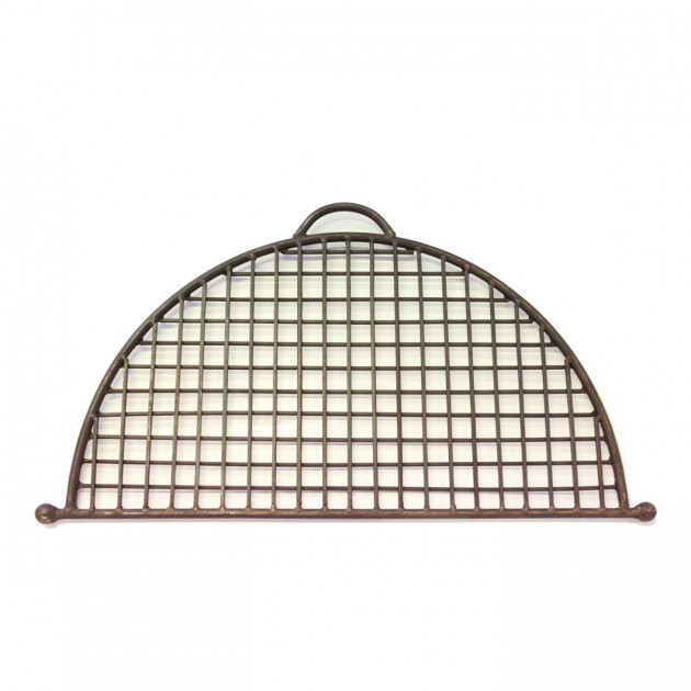 Demi-grille Timothy Ross pour Firepits 60cm