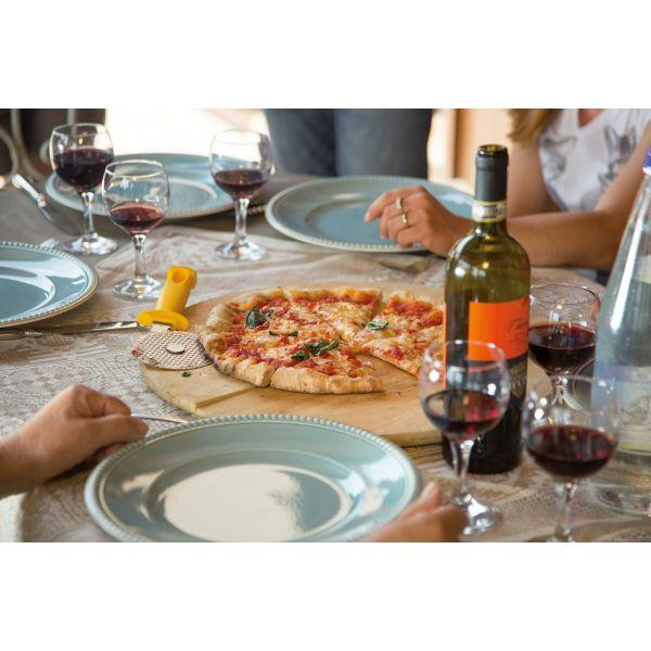 Pelle a pizza carree fontana - Ustensiles de cuisine bordeaux ...
