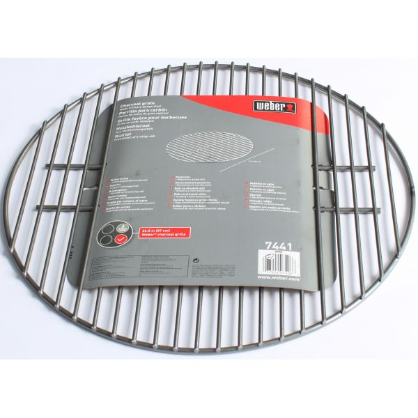 grille foyere pour barbecue weber 47 cm. Black Bedroom Furniture Sets. Home Design Ideas
