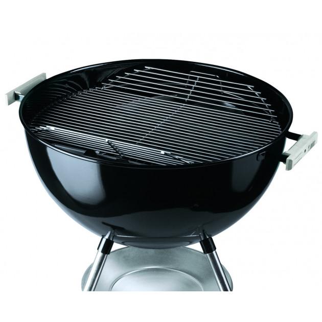 Grille barbecue Weber articulée pour barbecue Ø 47 cm 8414