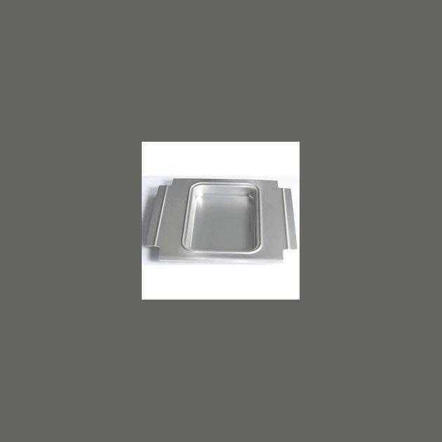 Support barquette aluminium pour Weber Q 200, 2000, 300 et 3000
