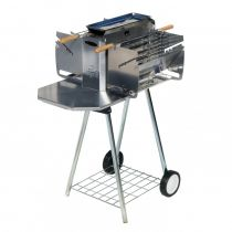 Barbecue chabon vertical Omedec BioGrill Inox