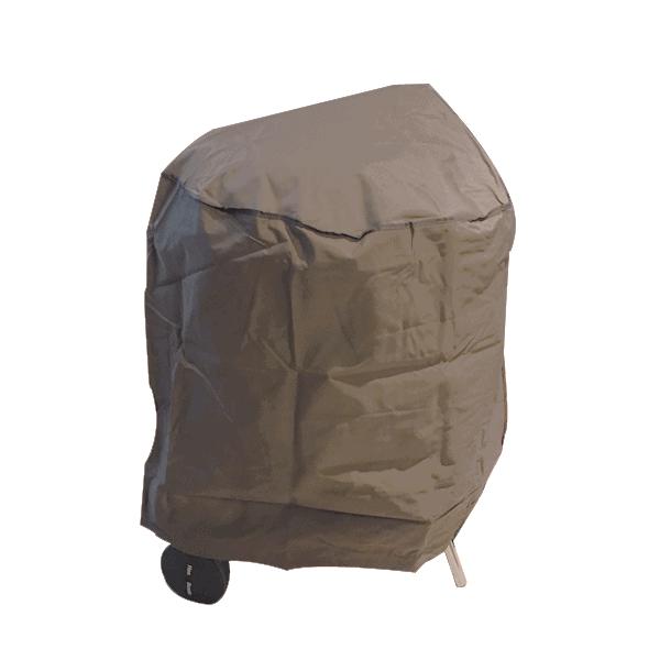 housse de protection barbecue charbon h60 x d70 cm. Black Bedroom Furniture Sets. Home Design Ideas