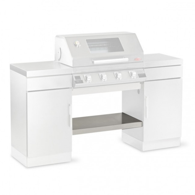 Etagere reliante pour module inox Beefeater Discovery 4 feux