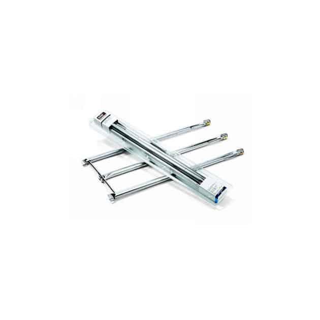 Kit 3 brûleurs + tube crossover pour Weber Spirit série 300 (boutons cote)