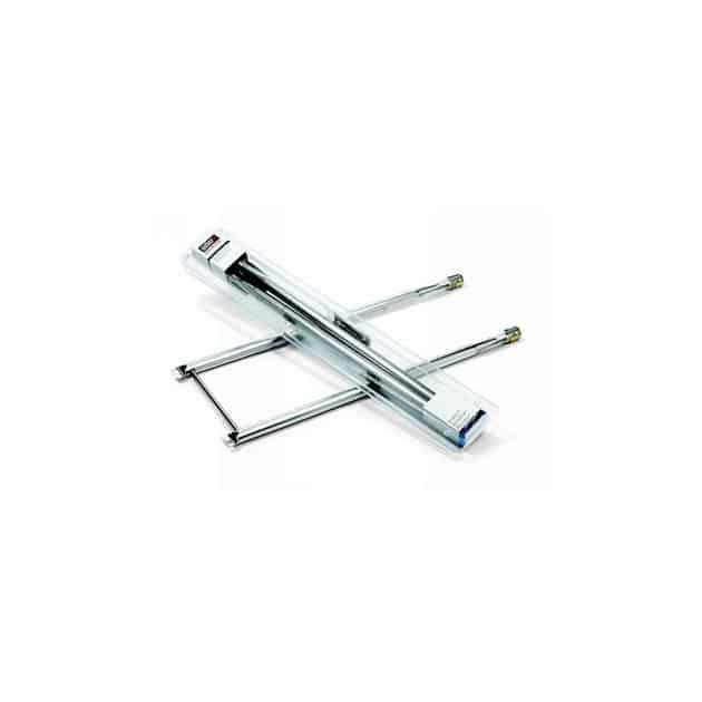 Kit 2  brûleurs Weber + tube crossover pour Spirit serie 200 (boutons brûleurs sur le côte)