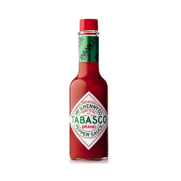 Sauce piquante Tabasco rouge original 148 ML