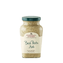 Sauce Aioli basilique pesto Stonewall Kitchen 290 g