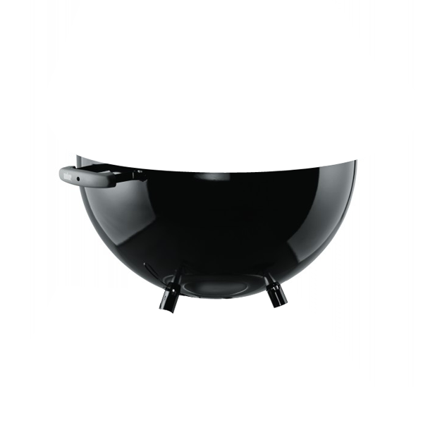 cuve noir intense bbq 47 cm sauf compact kettle. Black Bedroom Furniture Sets. Home Design Ideas