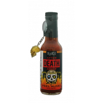 Sauce barbecue Blair's after death