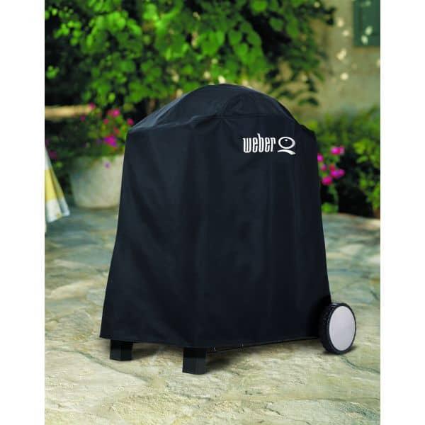 housse weber pour s rie q 1000 et 2000 avec chariot. Black Bedroom Furniture Sets. Home Design Ideas