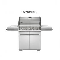 Barbecue gaz Napoleon LE3 485 infrarouge inox GAZ NATUREL