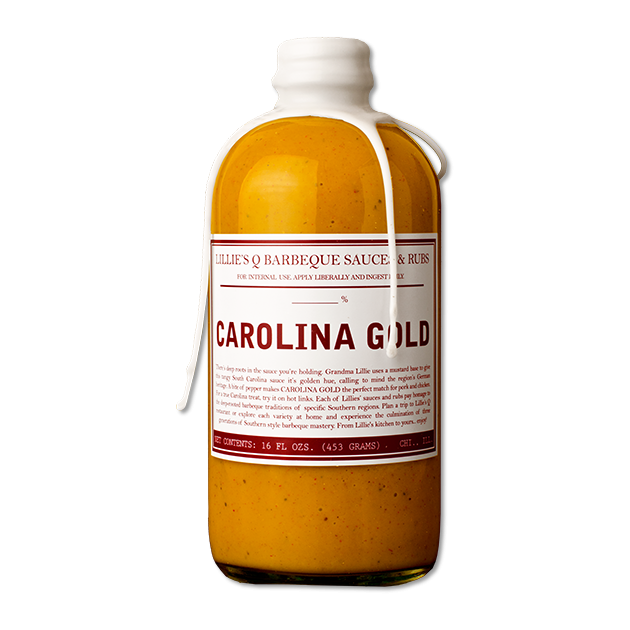 Sauce barbecue Lillie's Carolina Gold