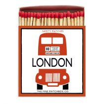 Allumettes Archivist Collector London Bus 11 cm