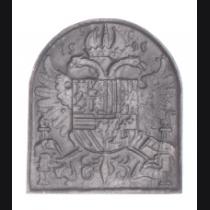 Plaque décorée Rybacki espagne 48x53