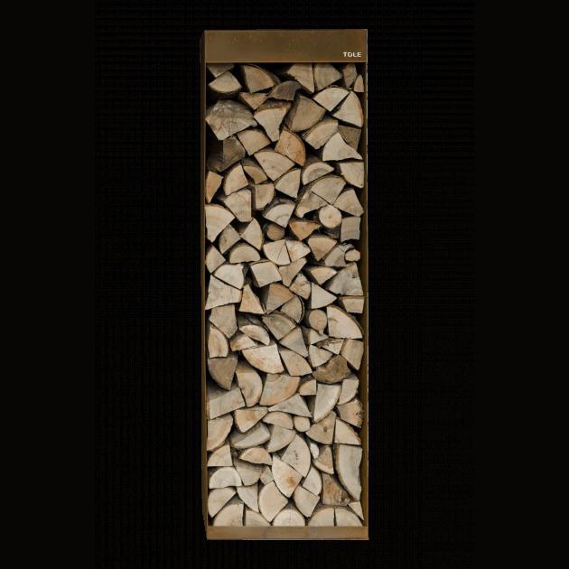 Reserve à bois B60 TOLE 60 x 190 cm