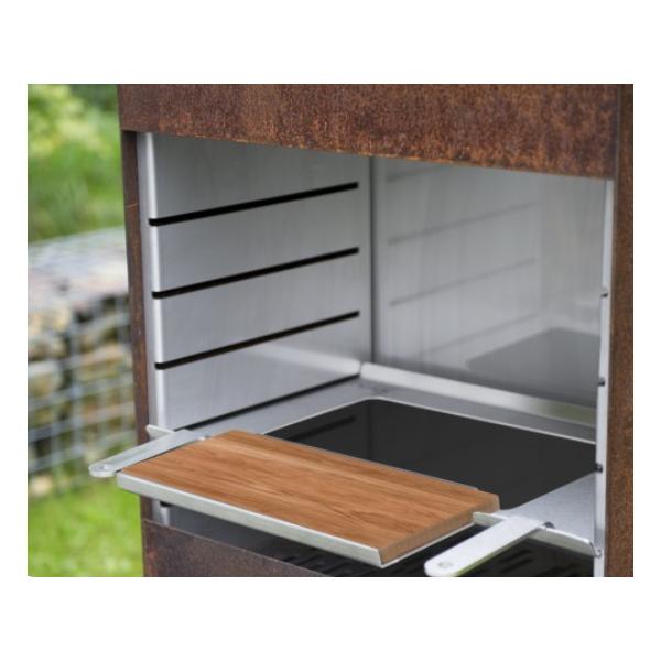 la grille support raclette l 39 accessoire permettant. Black Bedroom Furniture Sets. Home Design Ideas