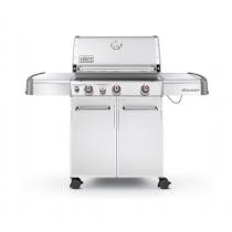 Pack barbecue gaz Weber Genesis S330 GBS inox