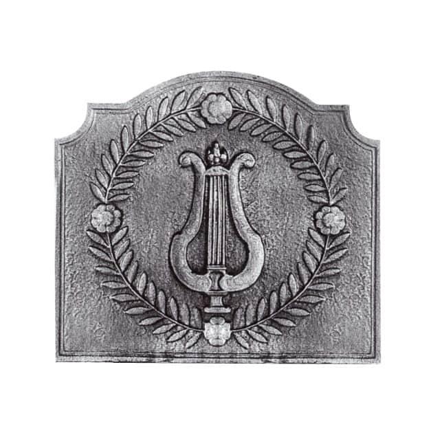 Plaque décorée Rybacki la lyre 60x53 35kg