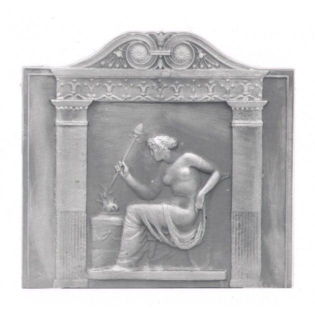 Plaque décorée Rybacki vesta large 59x56 40kg
