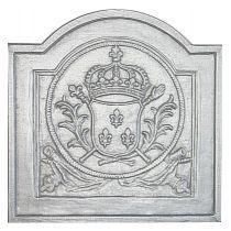 Plaque décorée Rybacki armes de france 50x50 27kg