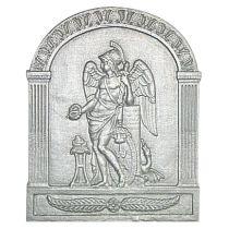 Plaque décorée Rybacki athena 47x57