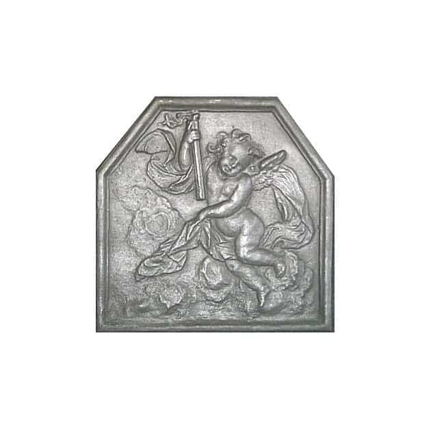 Plaque décorée Rybacki l'ange 59x59 52kg