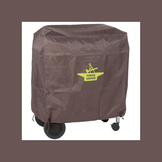 accessoire plancha housse pour plancha chariot. Black Bedroom Furniture Sets. Home Design Ideas