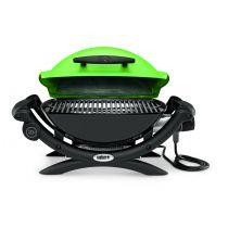 Barbecue électrique Weber Q 1400 vert