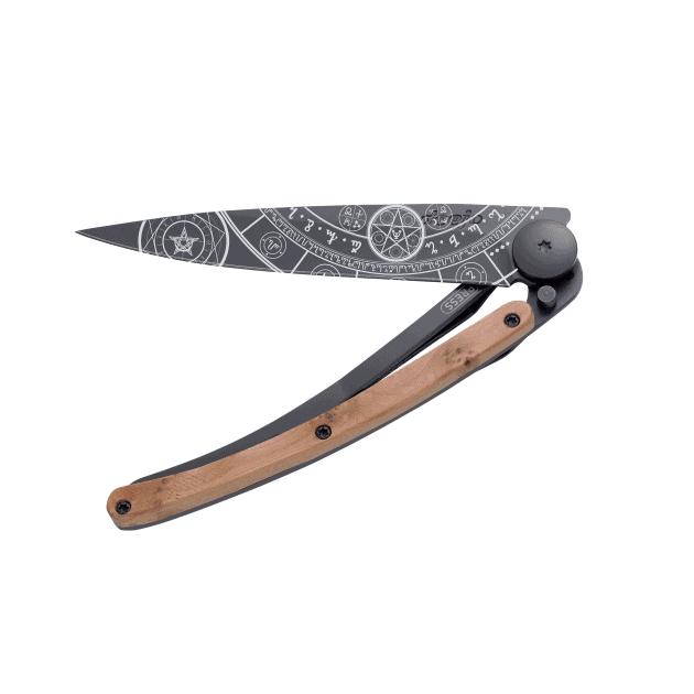 Couteau Deejo Esoterique 37g