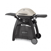 Barbecue gaz Weber Titanium Q 3000 avec chariot