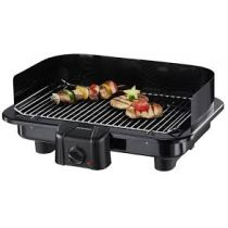 GRILL DE TABLE REGLABLE 2500W 41x26CM