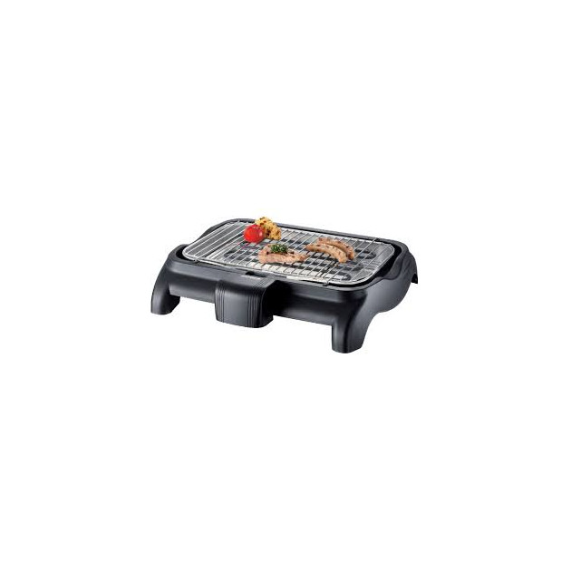 grill de table severin 37 x 23 cm 2300w. Black Bedroom Furniture Sets. Home Design Ideas