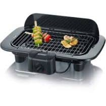 Grill Table Reglable Severin 37 x 23 cm