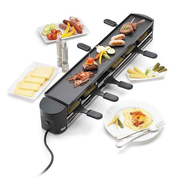appareil raclette cheeseboard 6 personnes stockli. Black Bedroom Furniture Sets. Home Design Ideas