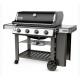 Barbecue gaz Weber Genesis 2 E-410 GBS Black