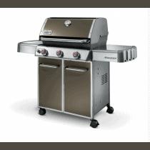 Pack barbecue gaz Weber Genesis gris fumé E-310