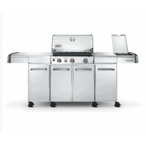 Pack barbecue gaz Weber Genesis S-330 avec modules
