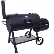 Barbecue charbon de bois Charbroil Oklahoma Joe's Smoker