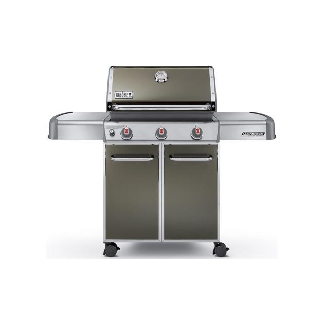 Barbecue gaz Weber Genesis gris E-310