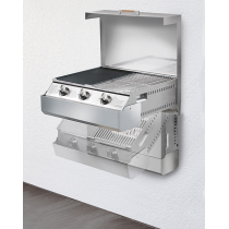 Barbecue gaz Space Grill