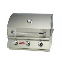 Steer Premium, barbecue gaz encastrable 3 brûleurs