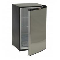Réfrigérateur Top Bull avec porte en inox