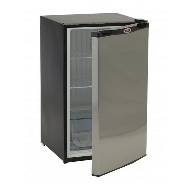 refrigerateur bull accessoire cuisine d 39 exterieur avec porte en inox. Black Bedroom Furniture Sets. Home Design Ideas