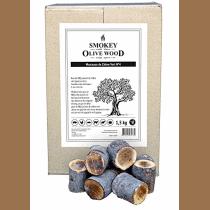 Morceaux/Chunks Chêne vert N°4 Smokey Olive Wood