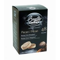 Bisquettes saveur pécan de Bradley - quantité 24