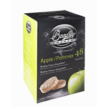 Bisquettes saveur pomme de Bradley - quantité 24